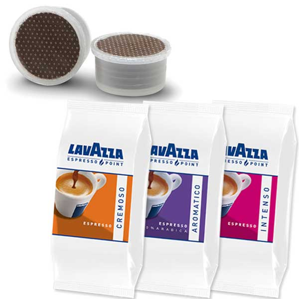 Capsule Lavazza originali espresso point